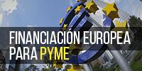 Financiación europea para Pyme